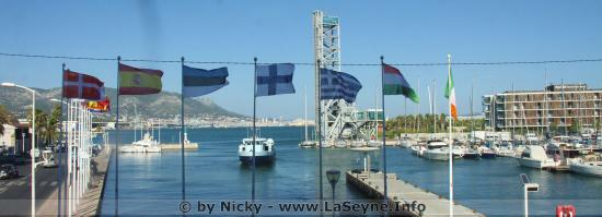 Le Port de La Seyne sur Mer - 31/08/2018 à 17h15