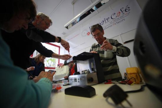 Repair Café La Seyne sur Mer