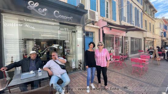 La Vie revient dans la Rue Cyrus Hugues à La Seyne