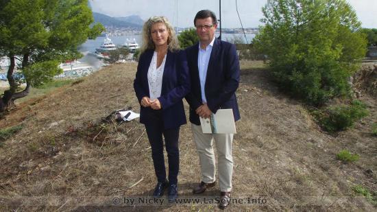 Bois sacré: Nathalie Bicais et Jean-Pierre Colin