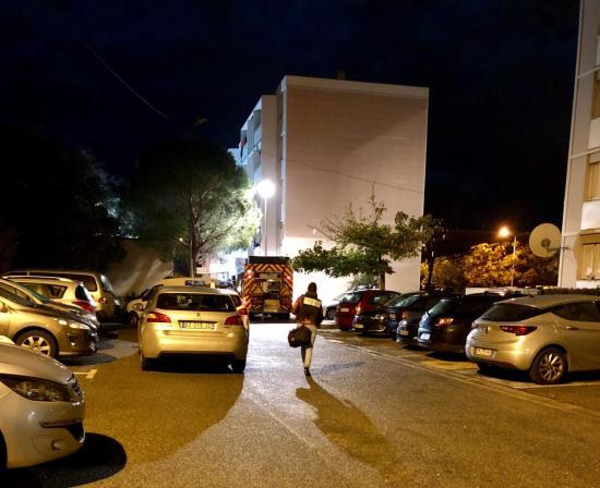 Fusillade aux Oeillets à Toulon