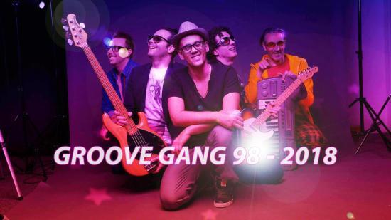 Groove Gang La Seyne Concert Funk/Disco