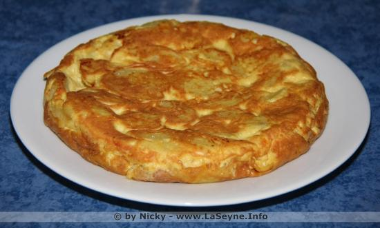 Frittata di Patate by Nicky