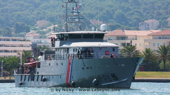 Patrouilleur Jean-Francois Deniau Toulon La Seyne sur Mer