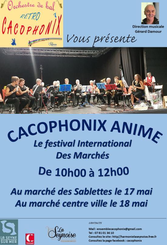 Cacophonix La Seyne