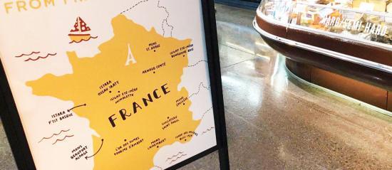 Cette carte de France des fromages de Whole Foods est un sacrilège