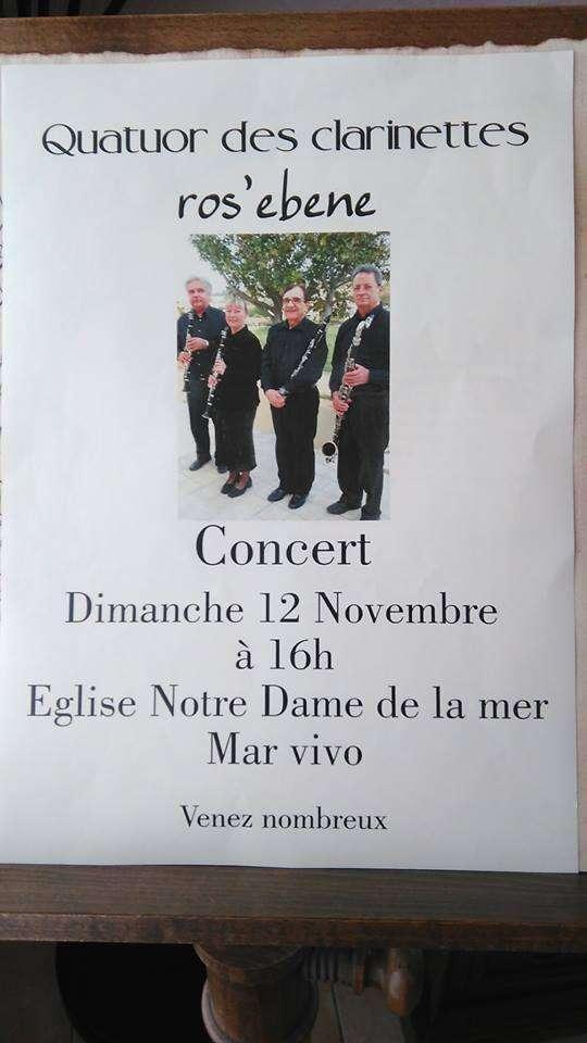 Concert de clarinettes
