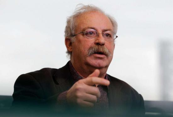 Marc Vuillemot, maire de La Seyne-sur-Mer. Photo Dominique Leriche