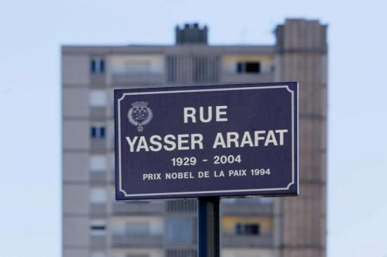 Polémique autour de la rue Yasser-Arafat à La Seyne: la justice a tranché