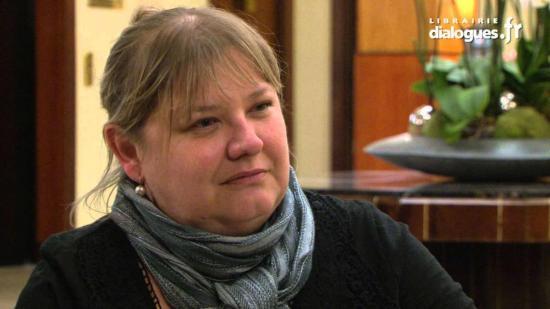 Karine Giebel - auteur à succès d'origine seynoise