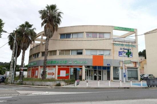 La pharmacie de Balaguier avenue Esprit-Armando à La Seyne