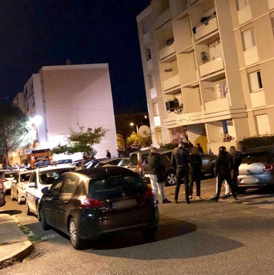 Deux suspects interpellés dans l'affaire de la fusillade mortelle à Sainte-Musse