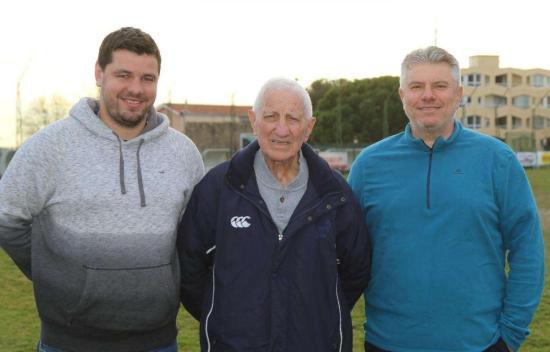 Chez les Vergéladi, la passion du rugby se transmet de génération en génération