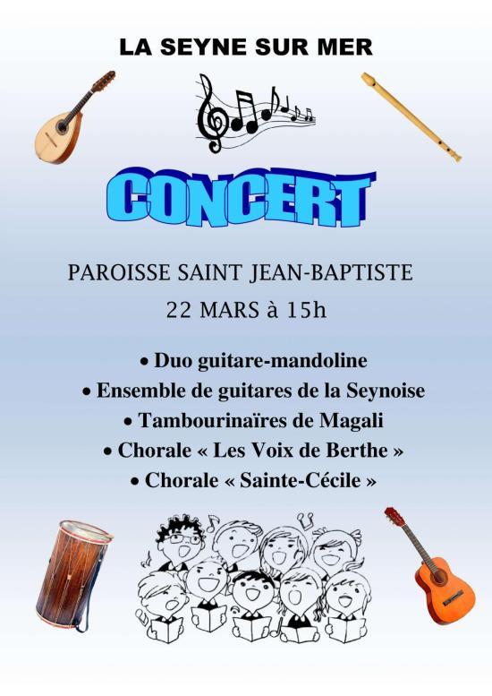 guitaresmandoline: Concert du 22 mars 2020