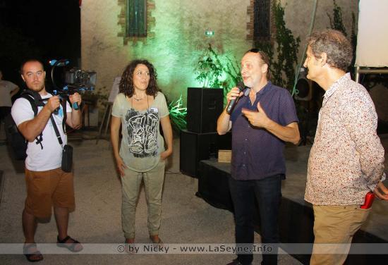 Le Festival Film Courts Côté Sud 2019 au Fort #Balaguier ... Le Retour en quelques Images à voir sur