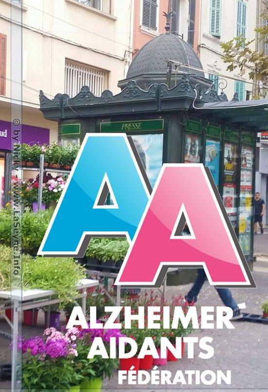 «Alzheimer Aidants Var», le 21 Septembre 2018 à La Seyne sur Mer