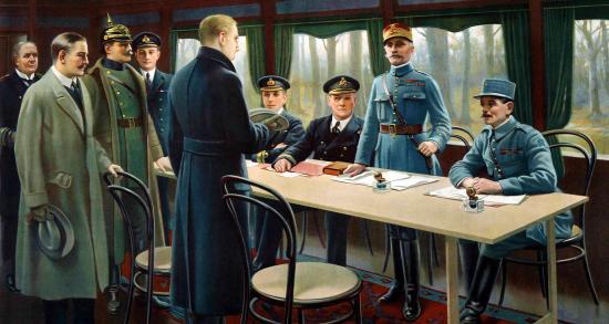 101ème Anniversaire de l'Armistice du 11 Novembre 1918, le Lundi 11/11/2019 au Rond-point du 11 Novembre 1918