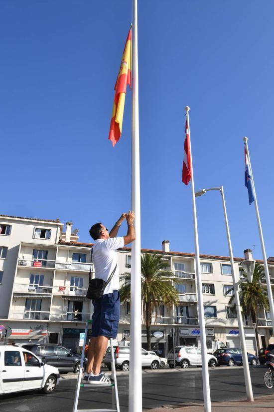 Barcelone : La Seyne sur Mer solidaire ...