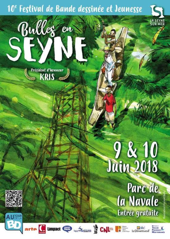 Festival de la BD à La Seyne sur Mer