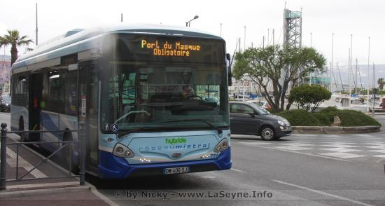 #Coronavirus #Covid19: Le Port du Masques est obligatoire dans les Bus et Bateaux du Réseau Mistral