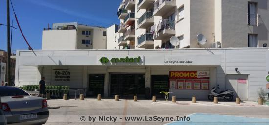 Carrefour Contact - La Seyne sur Mer: Fermera ou fermera pas ?