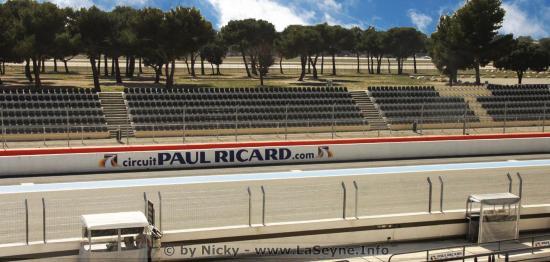 Le Calendrier 2020 du Circuit Paul-Ricard