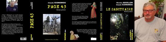 Dédicace: Claude ICONOMOU, le 27/10/2018 à Charlemagne La Seyne sur Mer