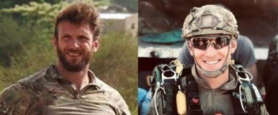 MT Cédric de Pierrepont et Alain Bertoncello, du Commando Hubert de Saint-Mandrier sont morts au Combat dans une Opérati