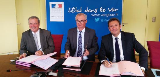 Une Convention pour la Sécurité des grands Evènements 2019 dans le Var