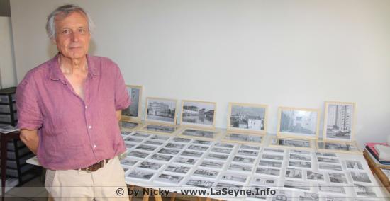 Fabrice NEY: Présentation du Fond photographique, La Seyne-sur-Mer 1981-1983 ... Rendez-Vous, Place Daniel Perrin