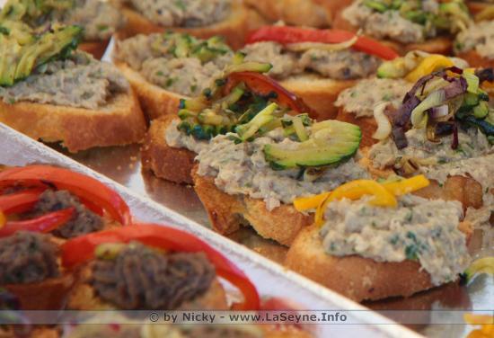 Photos: La Fête de la Gastronomie 2018 à Fabrégas