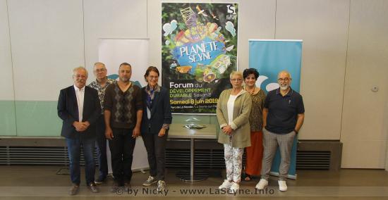 Planète Seyne: Deuxième Forum du Développement durable, le Samedi 08 Juin 2018