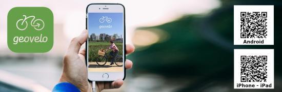 Géovélo: Une Application GPS pour Vélos