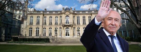 Viendra ? ou viendra pas ?.. Le Ministre de l'Intérieur, Gérard Collomb, attendu à La Seyne sur Mer ce Vendredi 05/10/18