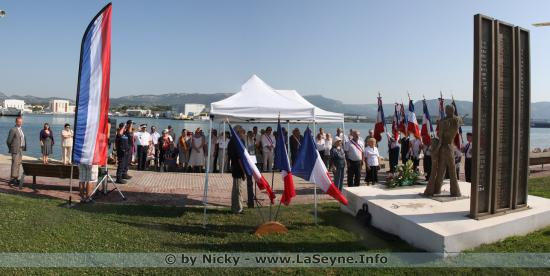 Journée nationale 2017 à la Mémoire des Victimes des Crimes racistes et antisémites de l'Etat Français