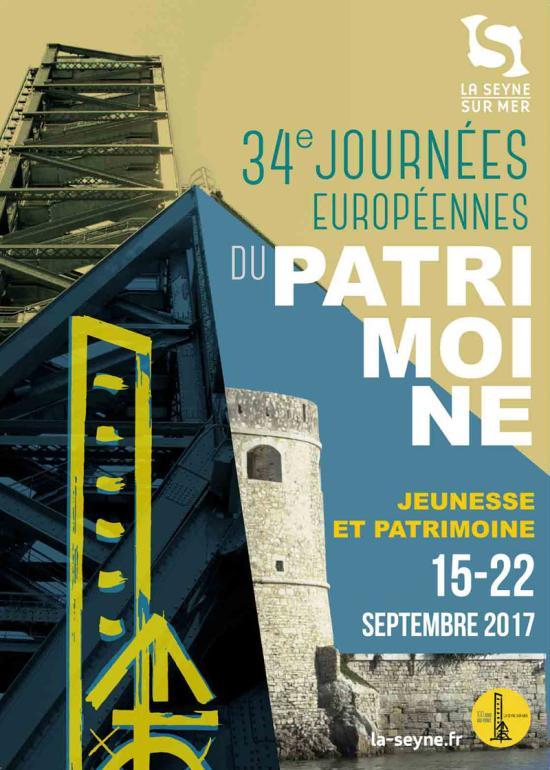 Journées européennes du Patrimoine - Jeunesse et Patrimoine 2017