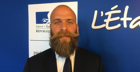 Toulon: Monsieur Julien PERROUDON nommé Directeur de Cabinet du Préfet du Var