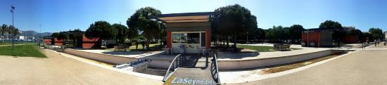 Attribution de 4 Kiosques au Sein du Parc de la Navale - La Seyne sur Mer