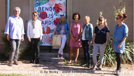 LES RENDEZ-VOUS AUX JARDINS 2017 à La Seyne sur Mer
