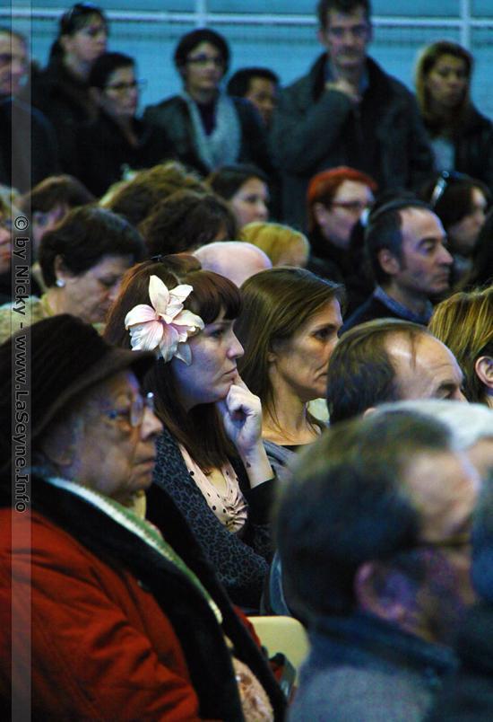 Cérémonie des Vœux du Personnel municipal Seynois, le 11 Janvier 2019