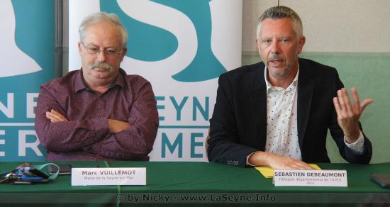 Pré-Epidémie Coronavirus: Lettre du Maire, Marc Vuillemot, à l'Agence régionale de Santé PACA (ARS)