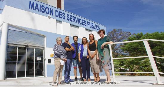 Journée Portes-Ouvertes de la Maison des Services au Publics, le 18/09/2019