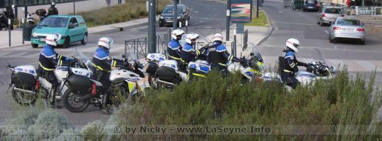 Mesures de Sécurité liées aux Manifestations se déroulant dans le Département du Var le 08 mai 2019
