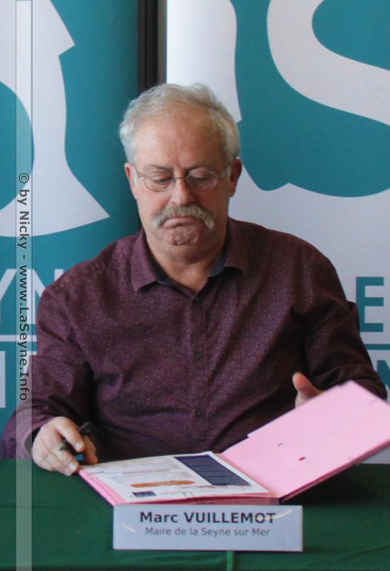 Un Communiqué du Maire, Marc Vuillemot, relatif à l'Organisation du Grand Débat national