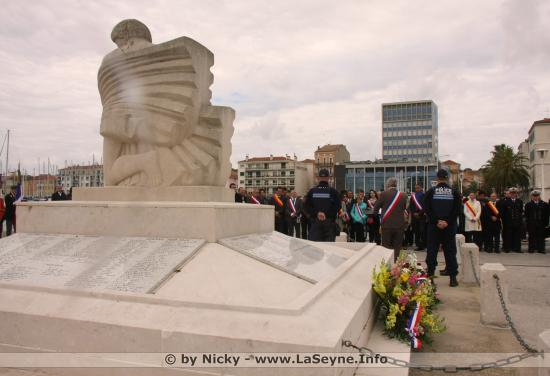 Journée nationale d'Hommage aux «Morts pour la France» 05/12/2017