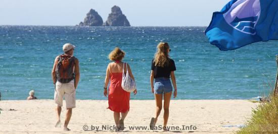 Le Pavillon bleu 2019 pour La Seyne sur Mer: Un Label de Qualité de l'Eau et de Respect de la Nature