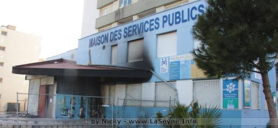 Les Permanences décentralisées de la Maison des Services au Public