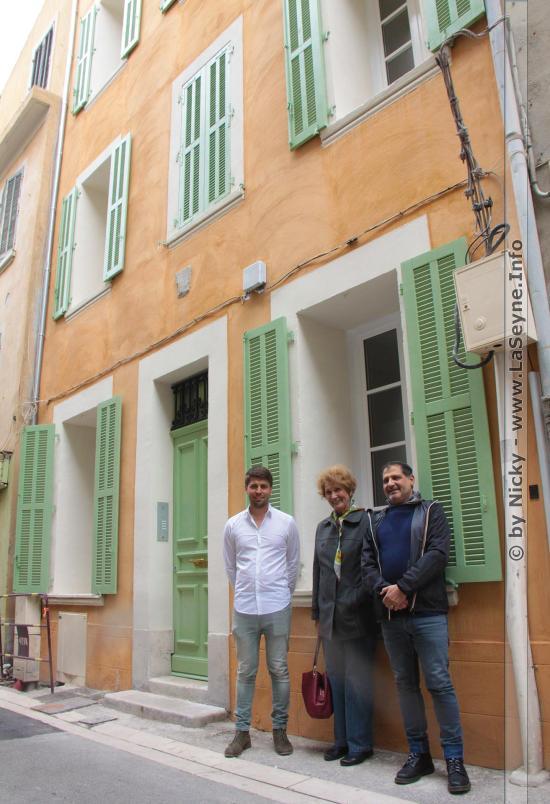 Une Visite de la Réhabilitation d'un Immeuble de 1783 en Centre-Ville