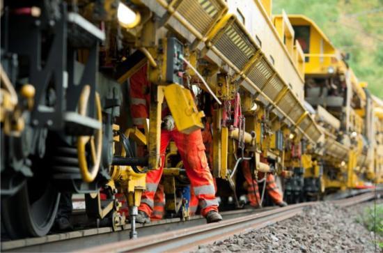 SNCF: Renouvellement des Voies entre Aubagne, La Seyne et Toulon du 8 Janvier au 13 Avril 2018