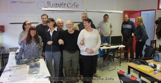 Le Repair Café Var à La Seyne, le 2ème et 4ème Vendredi du Mois